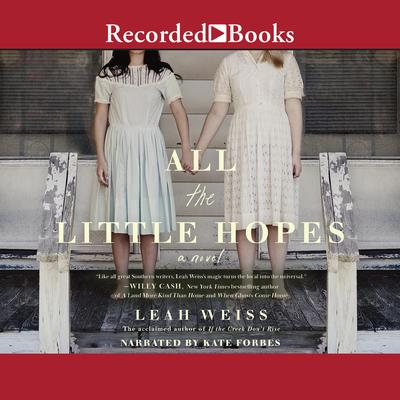 All the Little Hopes Audiobook, by Leah Weiss