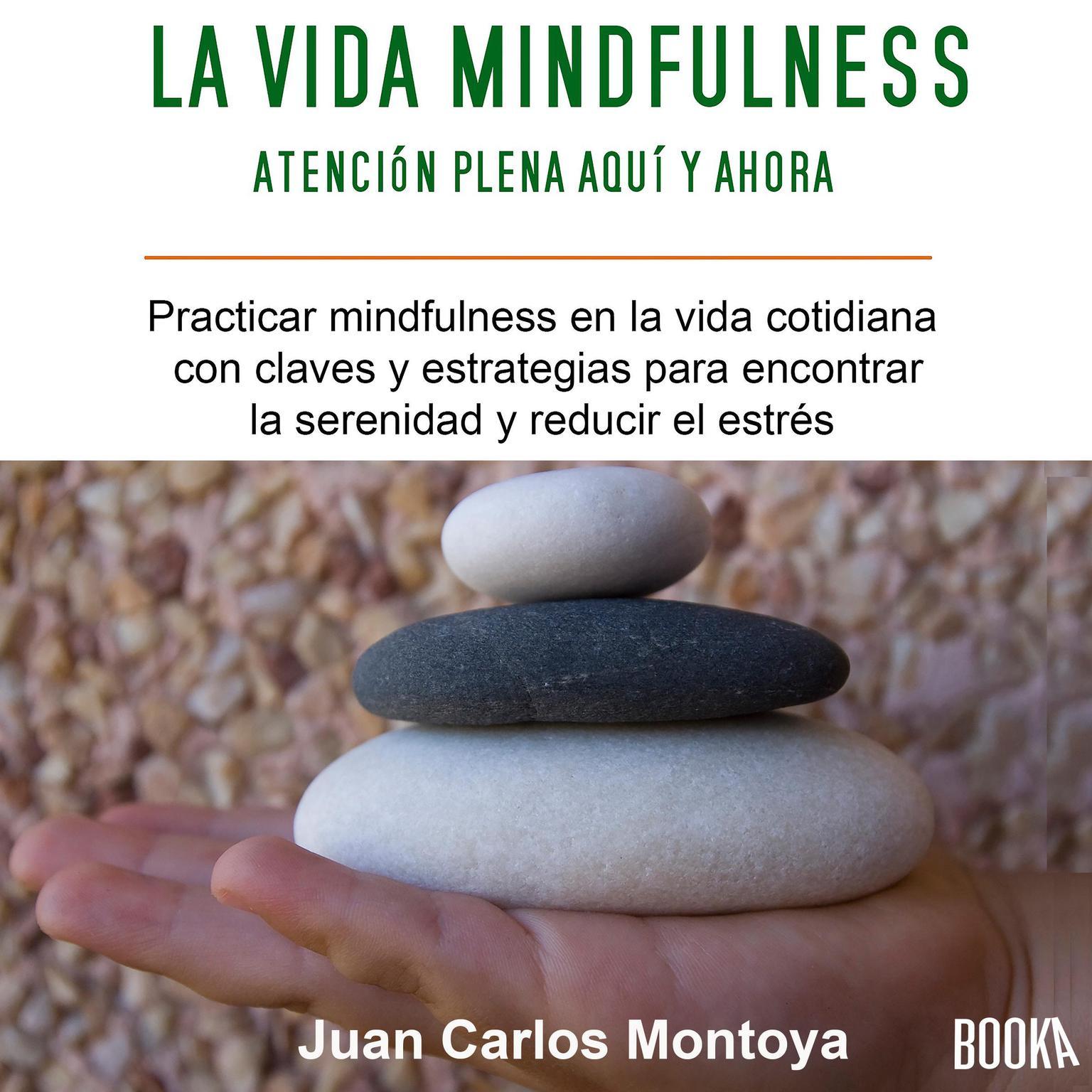 La Vida Mindfulness: Atención Plena Aquí y Ahora: Practicar Mindfulness en La Vida Cotidiana Con Claves y Estrategias para Encontrar La Serenidad y Reducir El Estrés Audiobook, by Juan Carlos Montoya