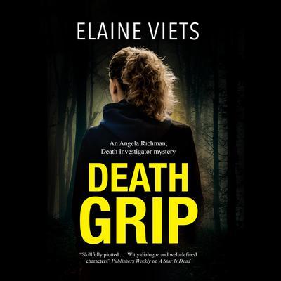 Death Grip Audiobook, by Elaine Viets