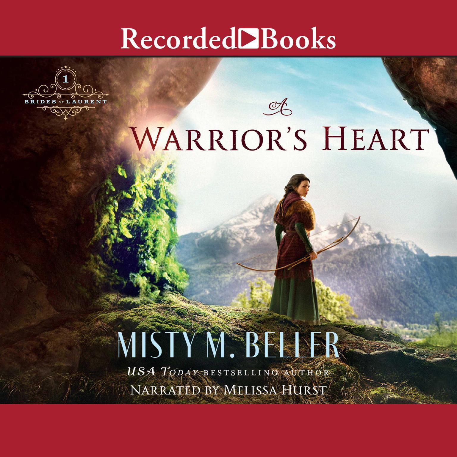 A Warriors Heart Audiobook, by Misty Beller
