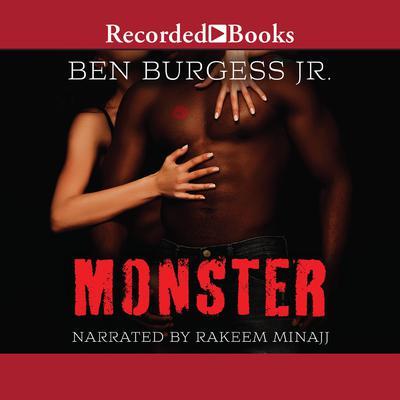 Monster Audiobook, by Ben Burgess