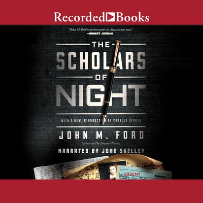 The Scholars of Night Audiobook, by