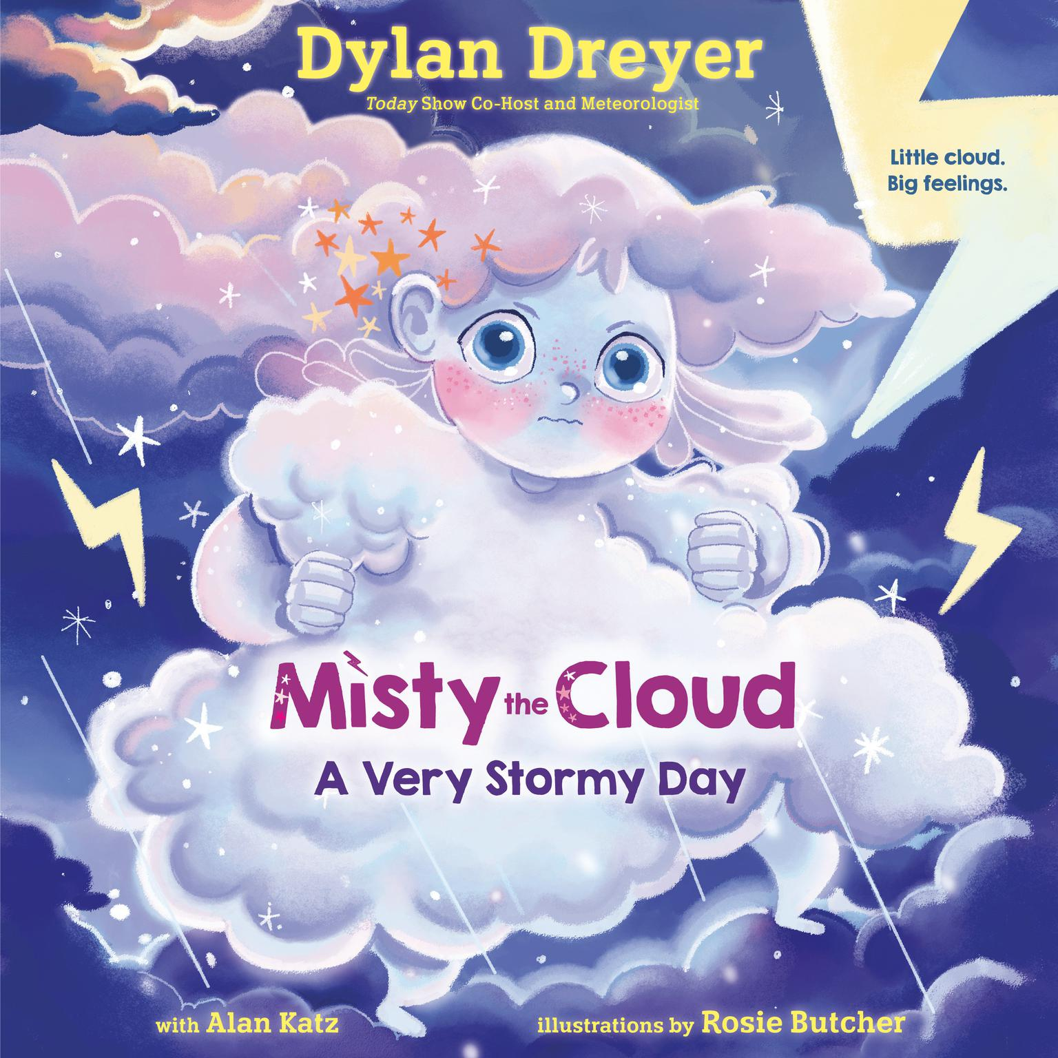 Misty the Cloud: A Very Stormy Day Audiobook, by Dylan Dreyer