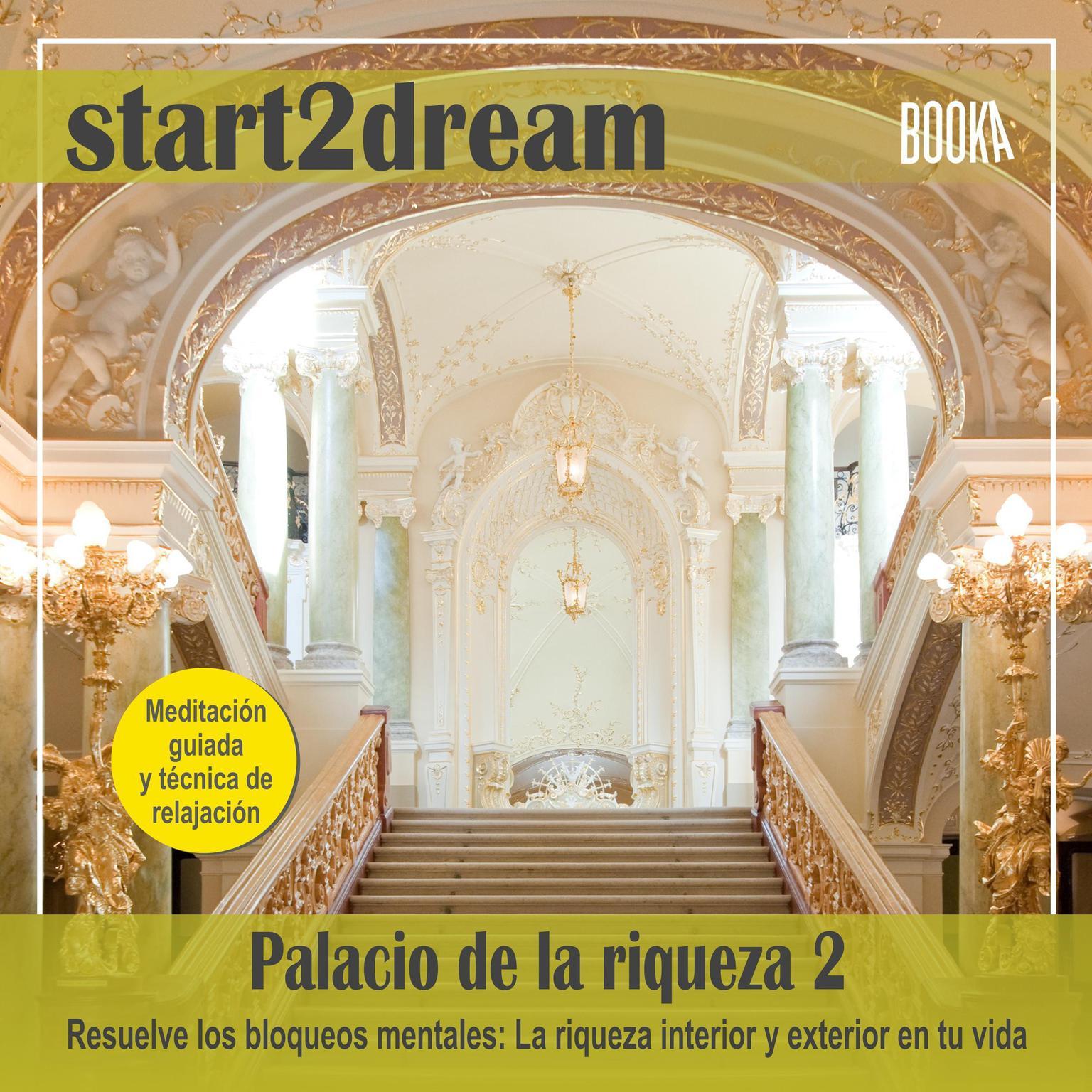 Meditación Guiada El Palacio de la Riqueza Parte 2 Audiobook, by Nils Klippstein