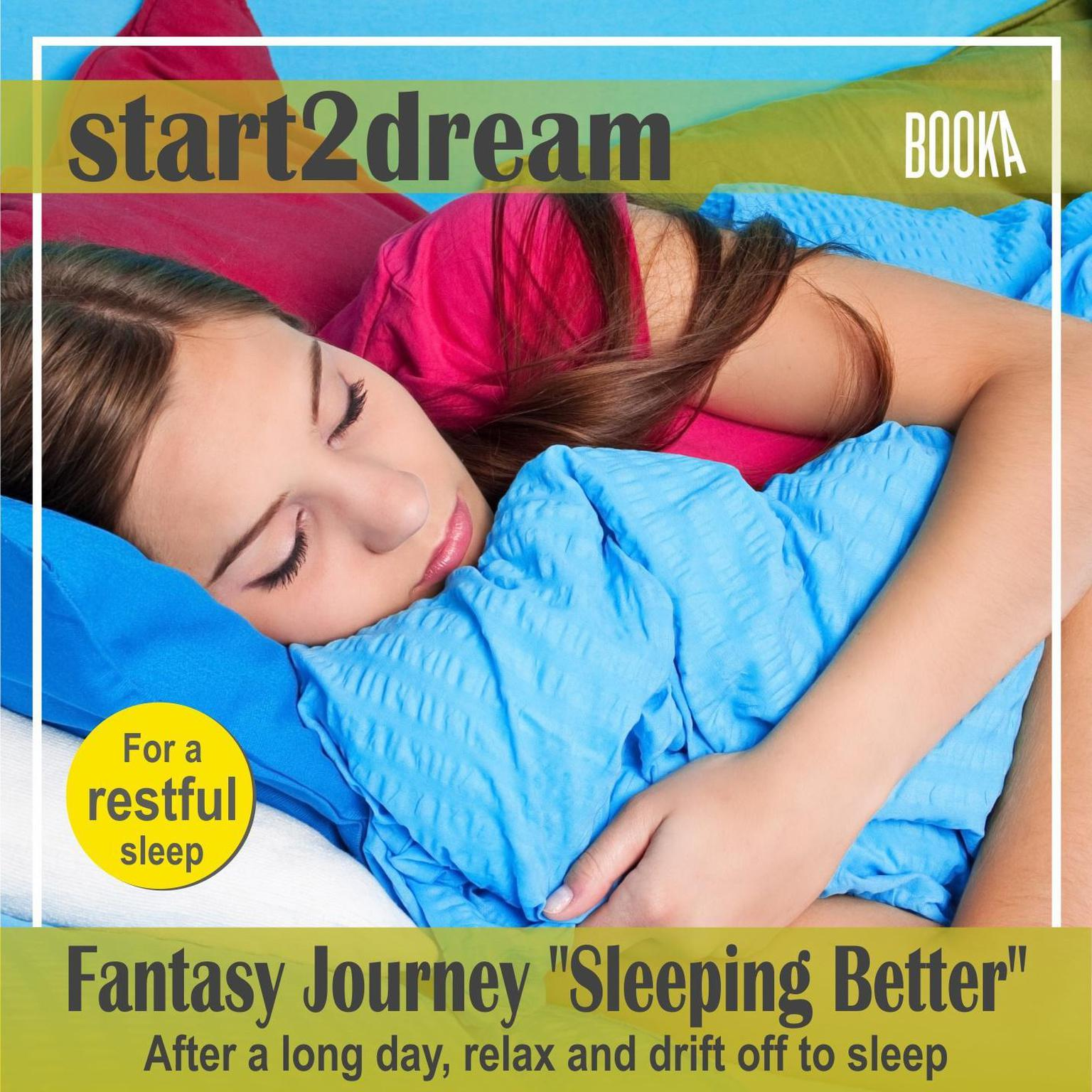 "Guided Meditation ""Sleeping Better"" Audiobook, by Nils Klippstein"