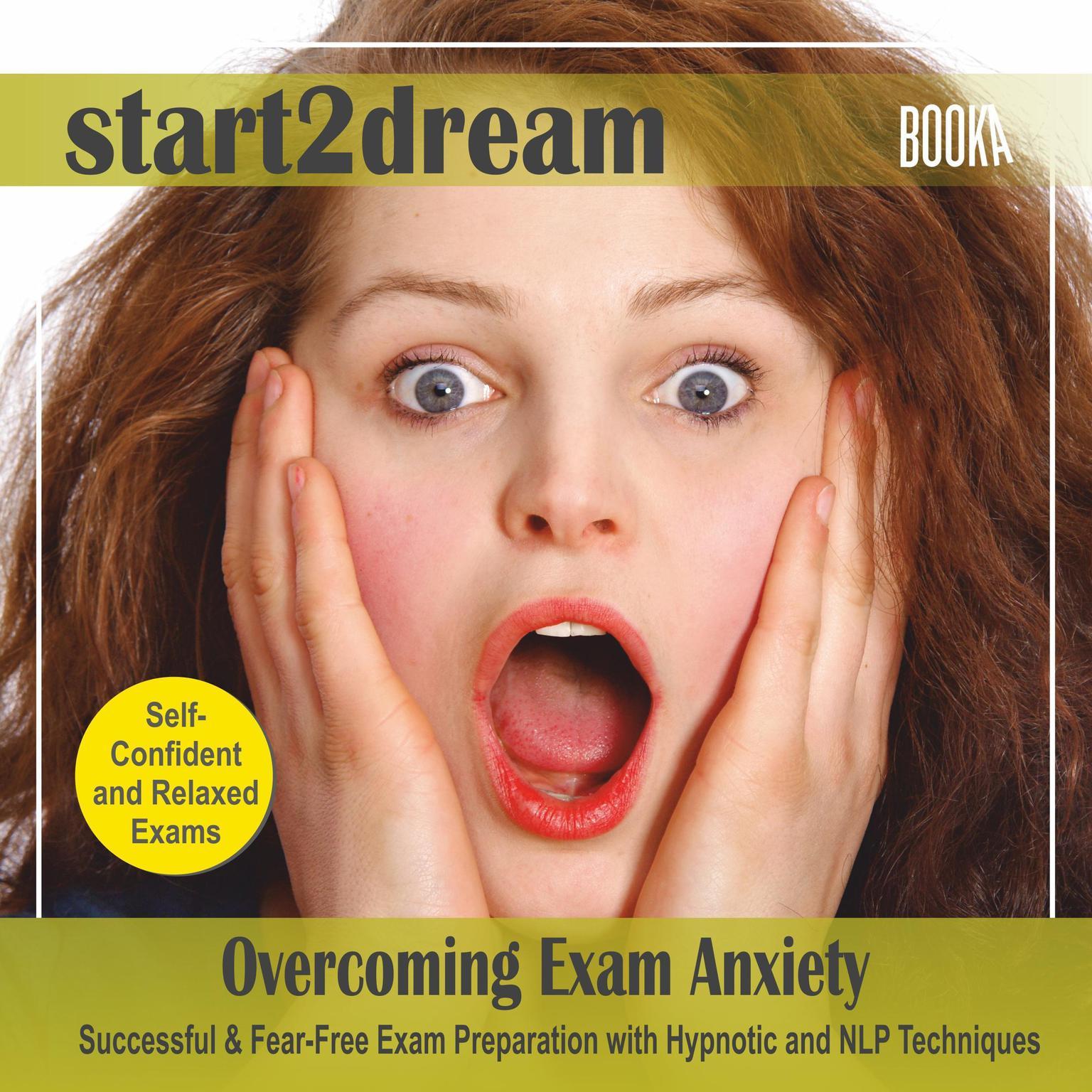 Meditación guiada Superación de la ansiedad del examen Audiobook, by Nils Klippstein
