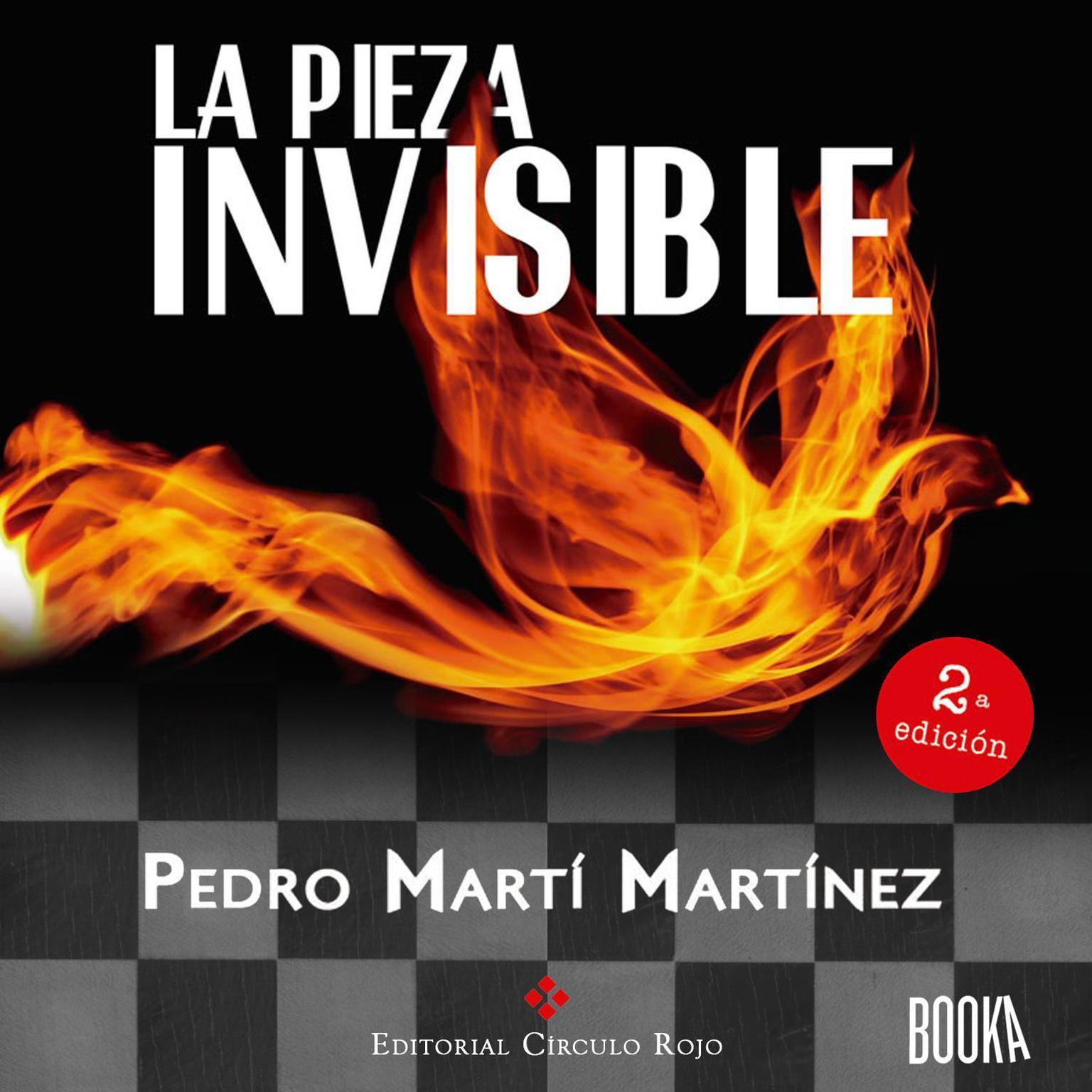 La Pieza Invisible Audiobook, by Pedro Marti