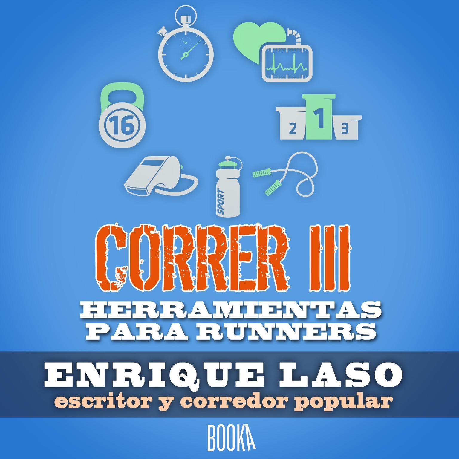 Correr III Audiobook, by Enrique Laso