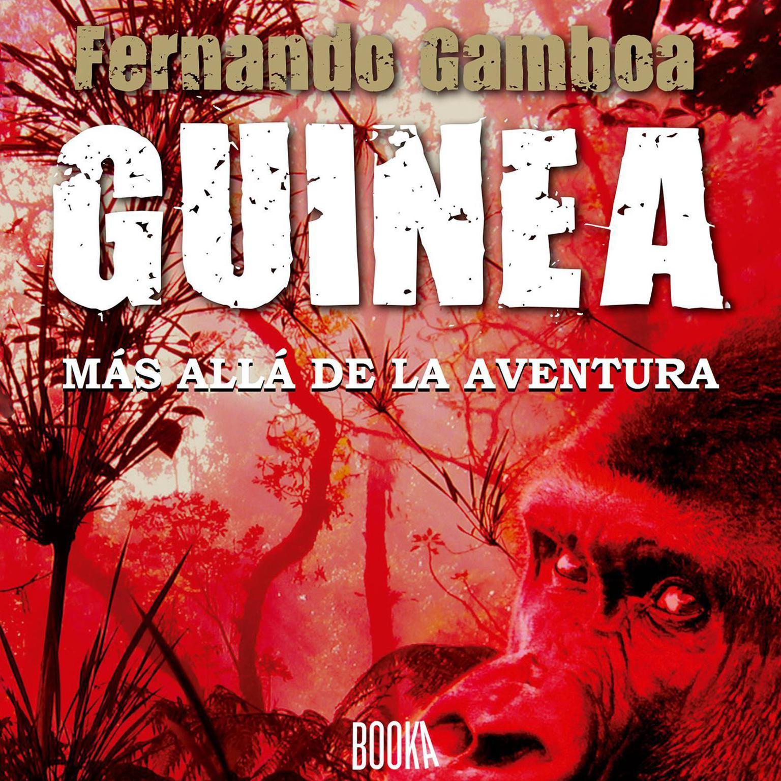 Guinea: Más allá de la aventura Audiobook, by Fernando Gamboa