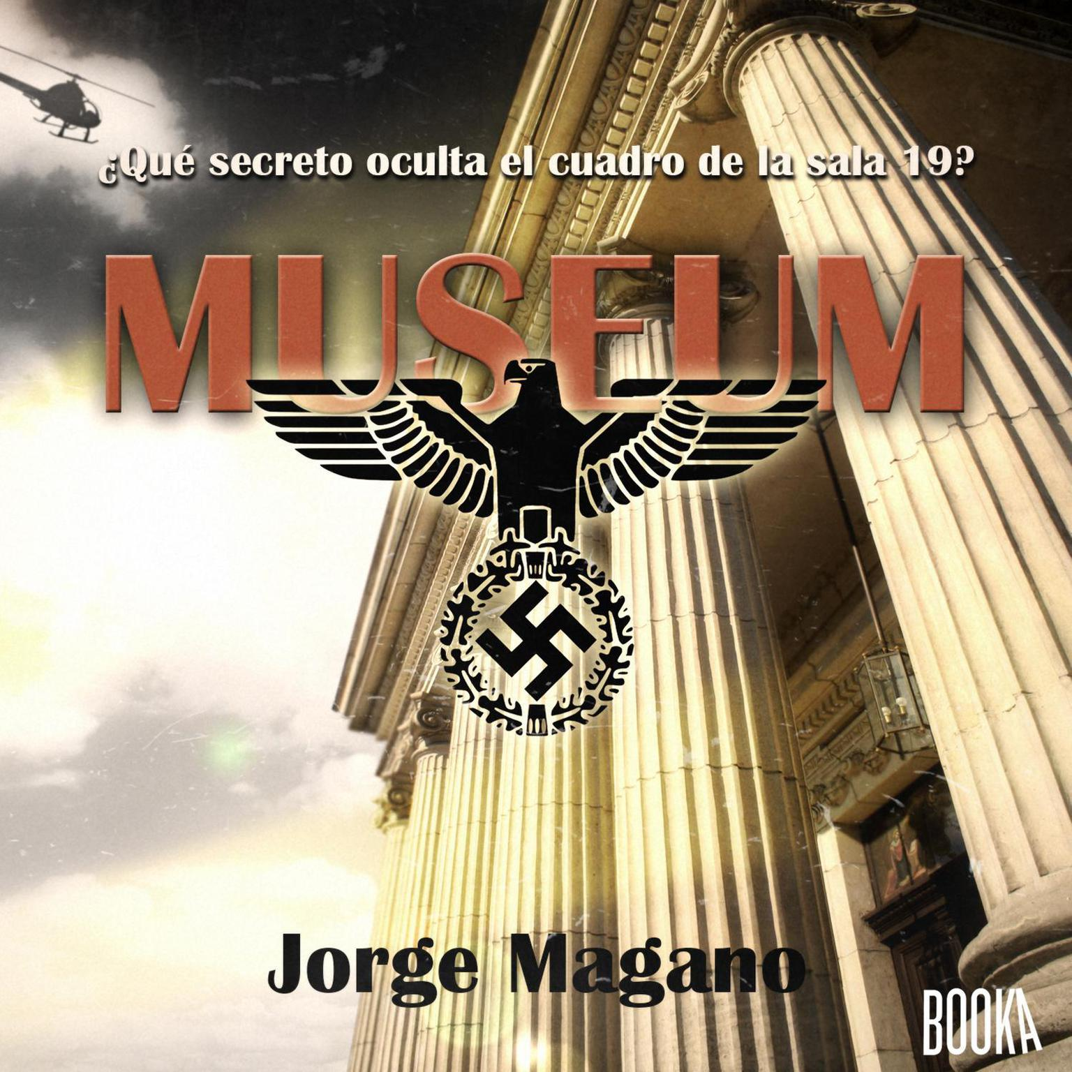 Museum Audiobook, by Jorge Magano