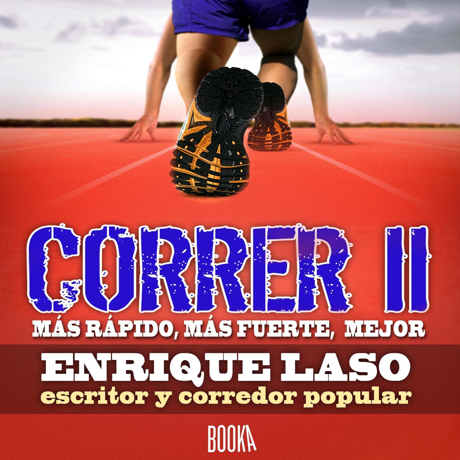 Correr II Audiobook, by Enrique Laso