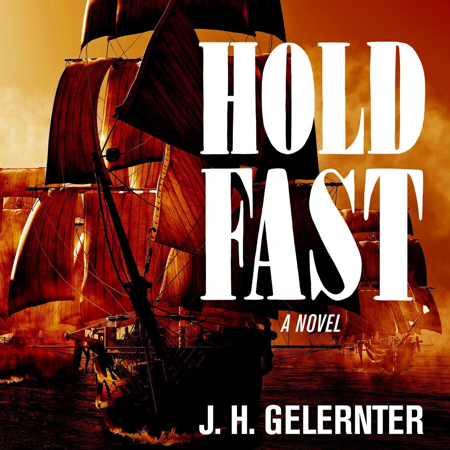 Hold Fast: A Novel Audiobook, by J. H. Gelernter