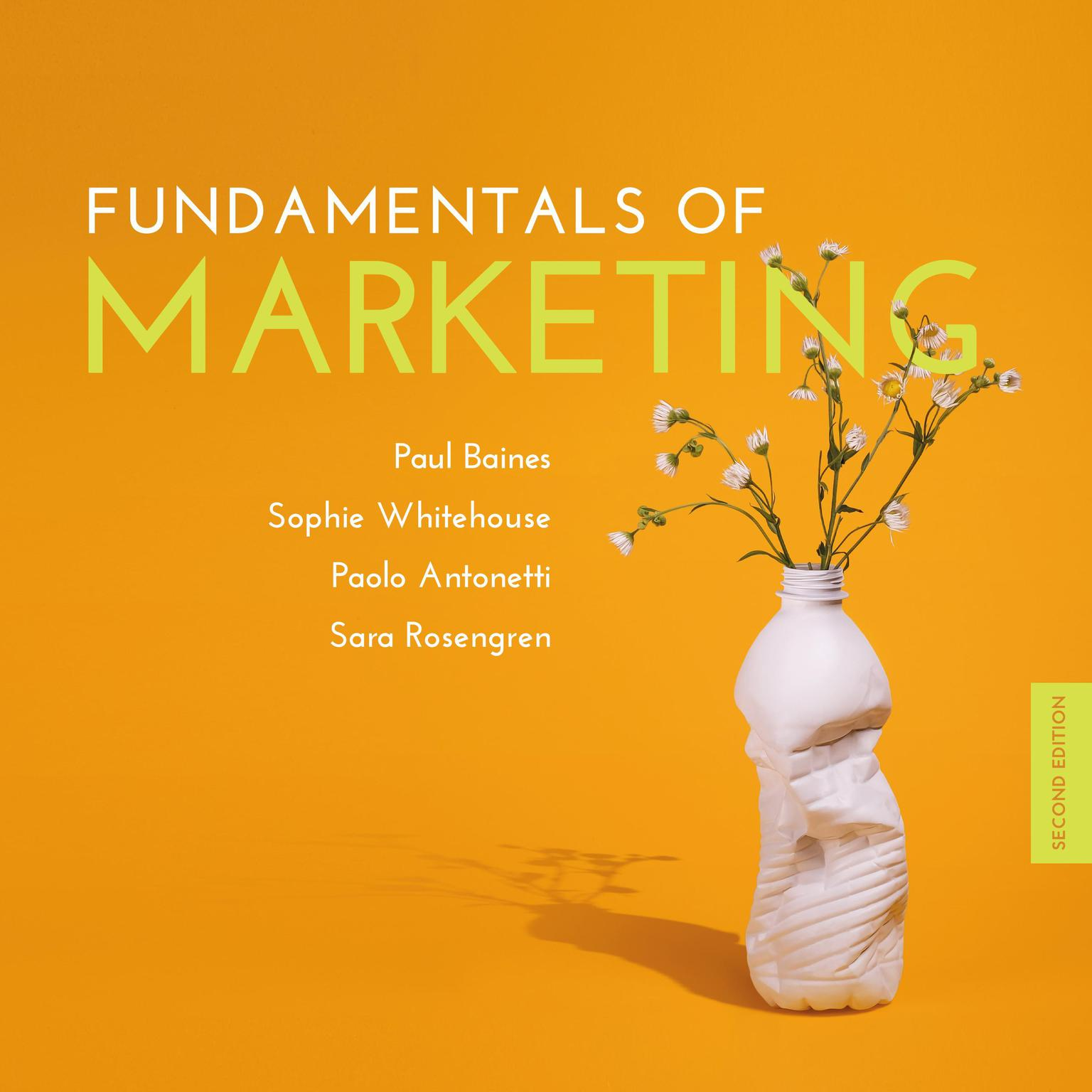 Fundamentals of Marketing, 2nd Edition Audiobook, by Paul Baines