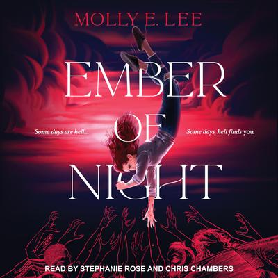 Ember of Night Audiobook, by Molly E. Lee