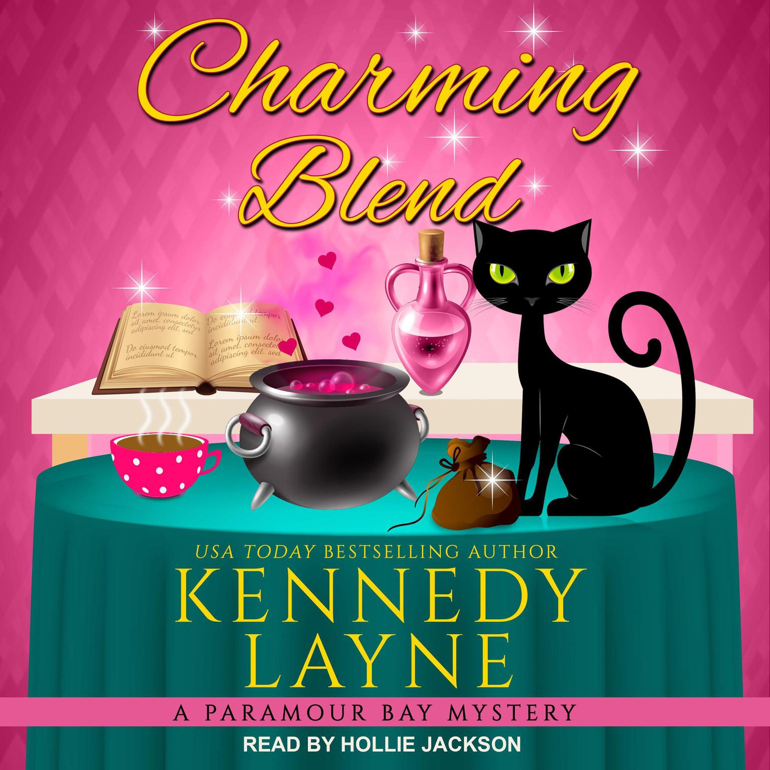 Charming Blend Audiobook, by Kennedy Layne