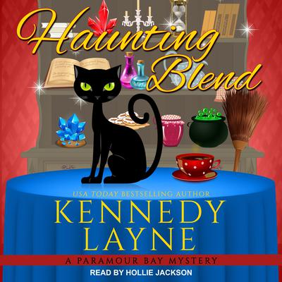Haunting Blend Audiobook, by Kennedy Layne