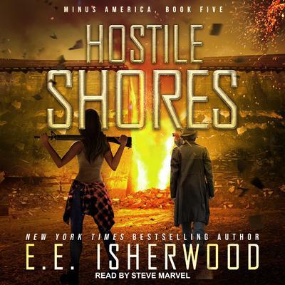 Hostile Shores Audiobook, by E.E. Isherwood