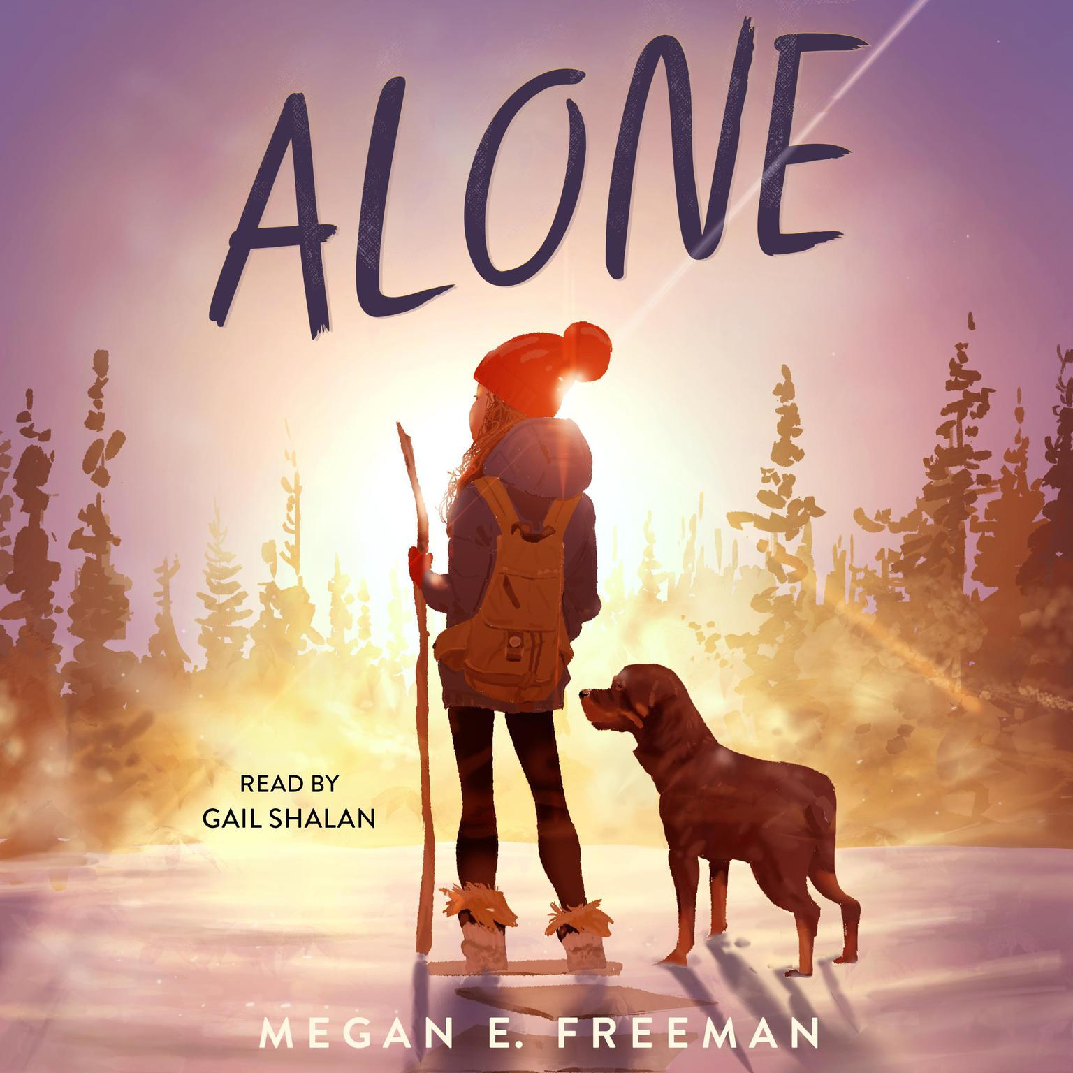 Alone Audiobook, by Megan E. Freeman
