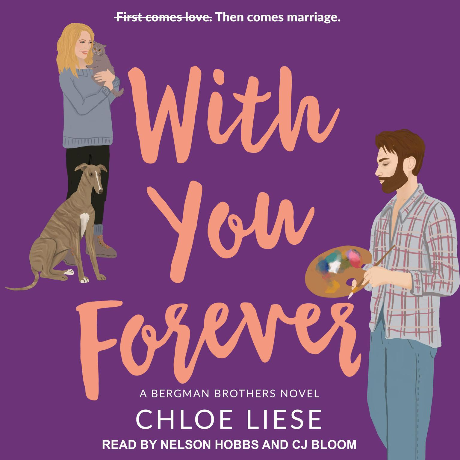 With You Forever Audiobook, by Chloe Liese