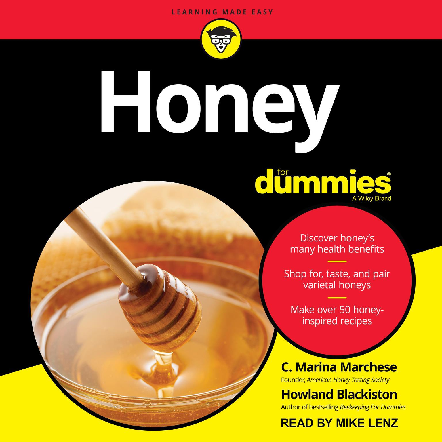 Honey For Dummies Audiobook, by Howland Blackiston
