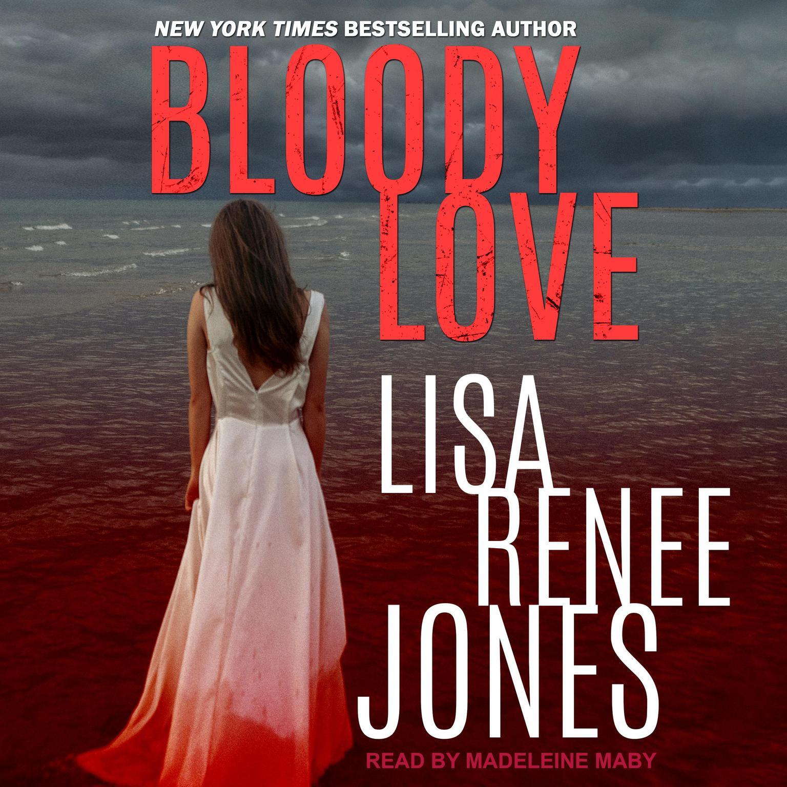 Bloody Love Audiobook, by Lisa Renee Jones