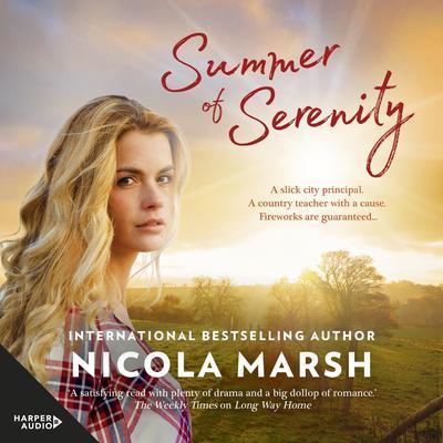 Summer of Serenity Audiobook, by Nicola Marsh