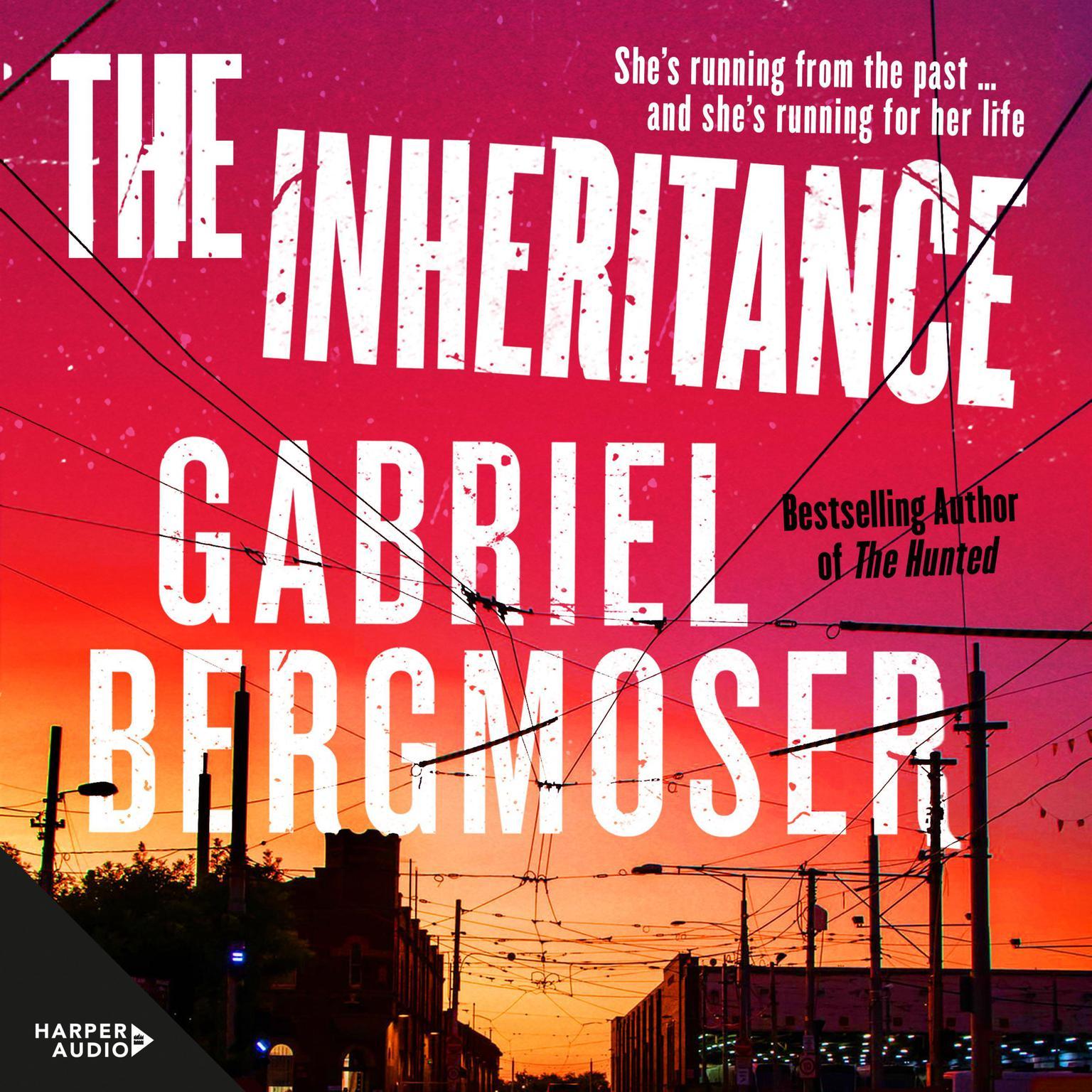 The Inheritance Audiobook, by Gabriel Bergmoser