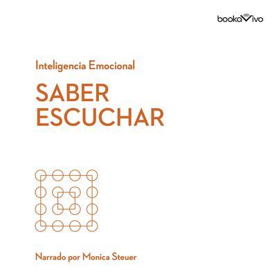 Saber escuchar (Mindful Listening) Audiobook, by Peter Bregman