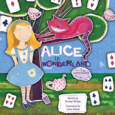 Alice in Wonderland Audiobook, by Lewis Carroll