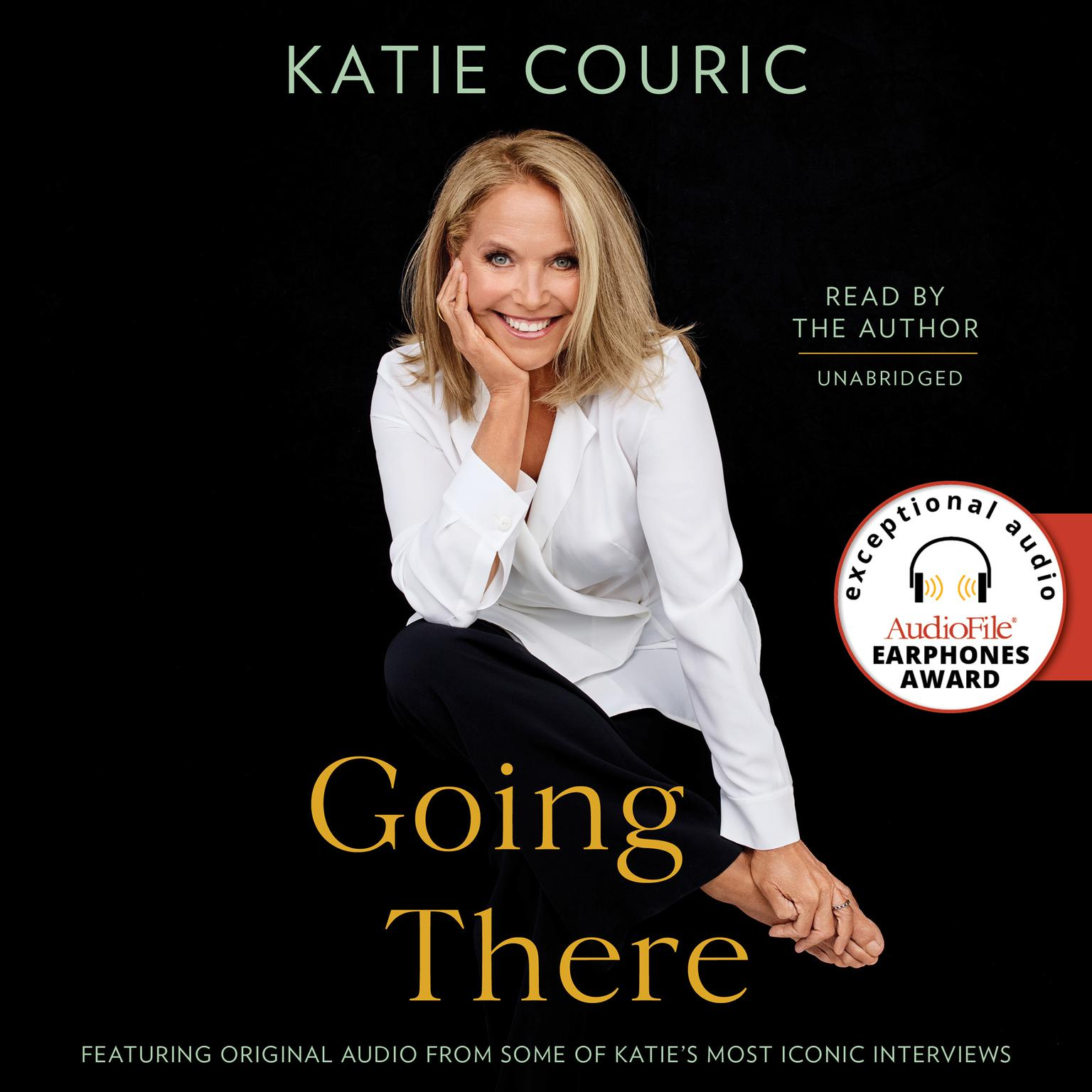 Going There Audiobook, by Katie Couric