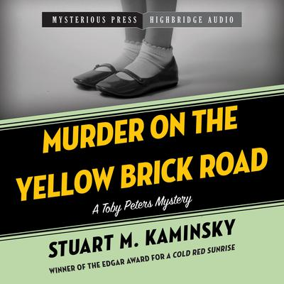 Murder on the Yellow Brick Road Audiobook, by