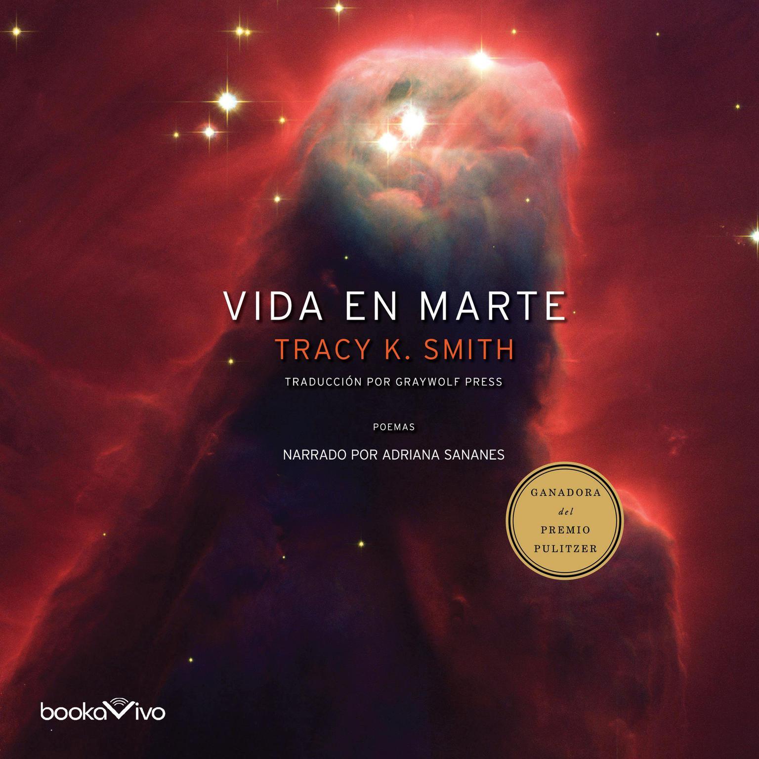 Vida en Marte (Life on Mars) Audiobook, by Tracy K. Smith