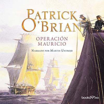 Operación Mauricio (The Mauritius Command) Audiobook, by