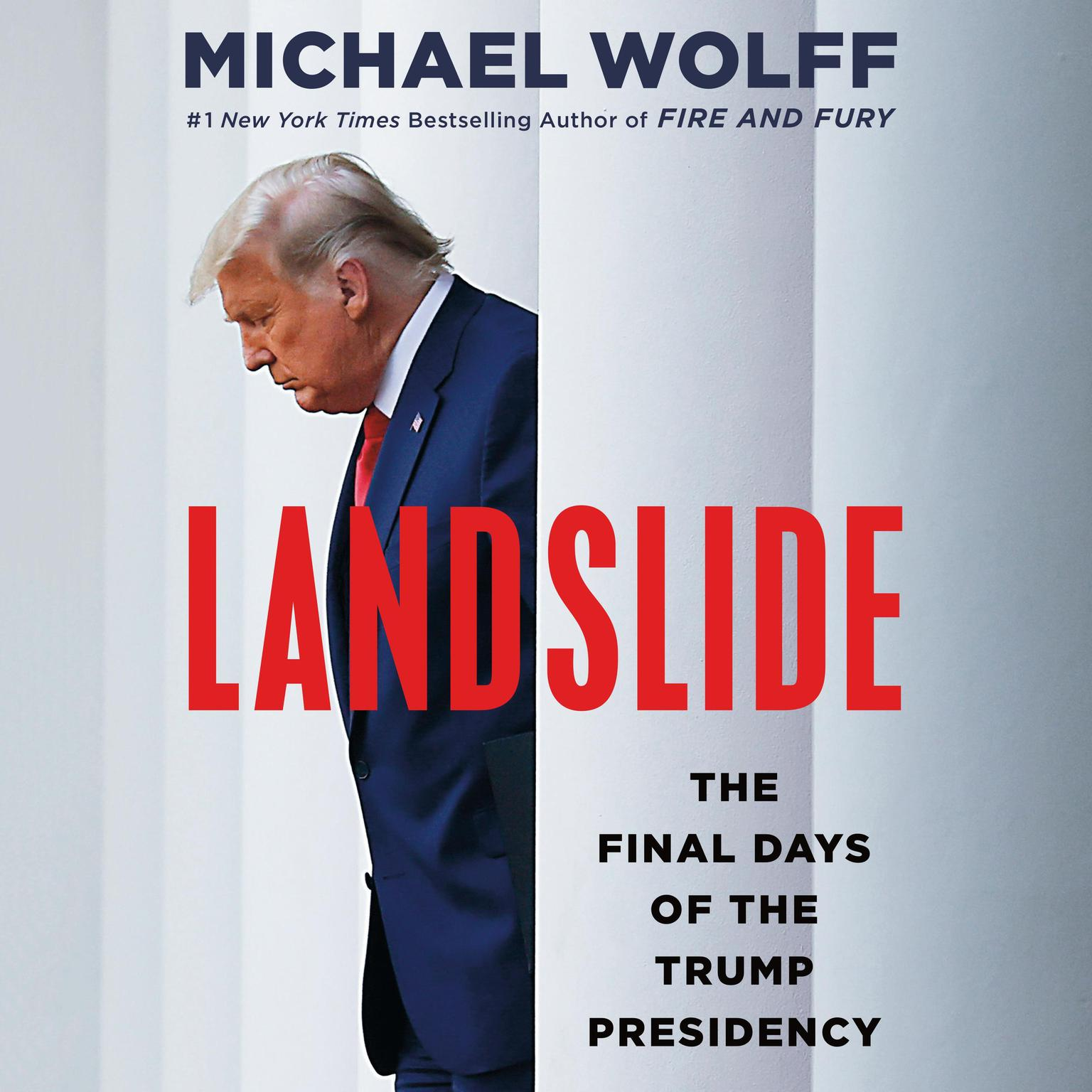 Landslide: The Final Days of the Trump Presidency Audiobook, by Michael Wolff