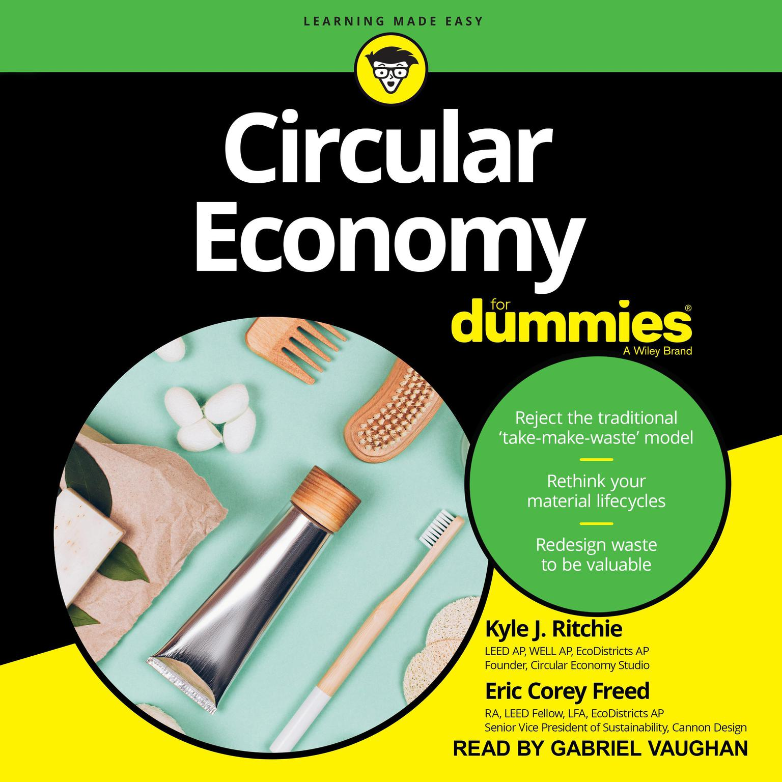 Circular Economy For Dummies Audiobook, by Eric Corey Freed