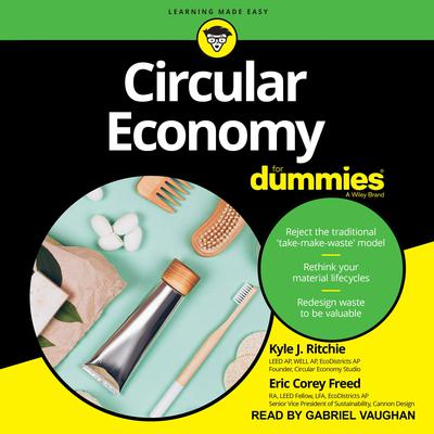 Circular Economy For Dummies Audiobook, by