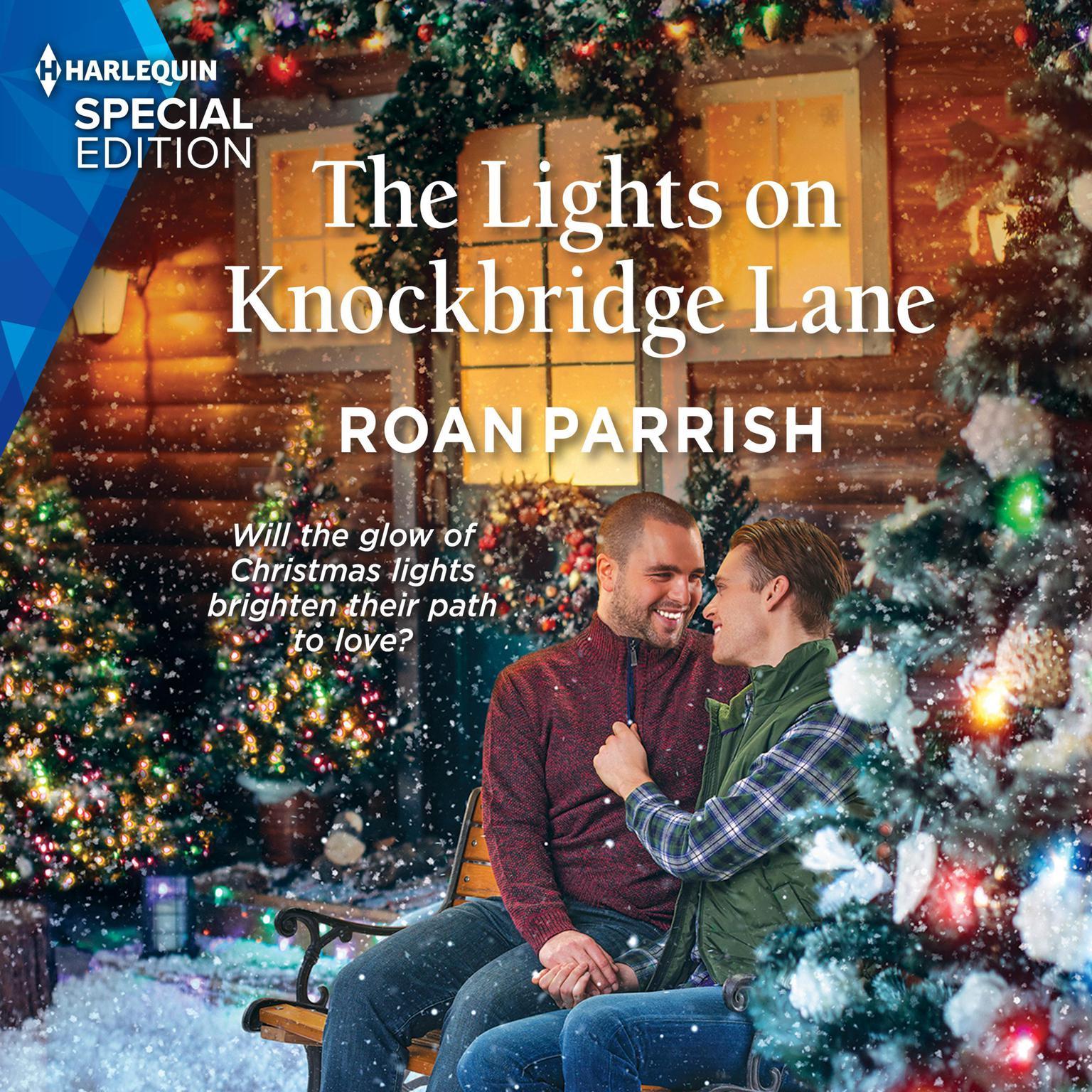 The Lights on Knockbridge Lane Audiobook, by Roan Parrish