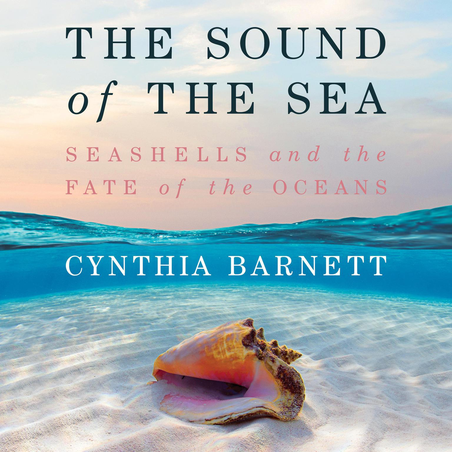 The Sound of the Sea: Seashells and the Fate of the Oceans Audiobook, by Cynthia Barnett