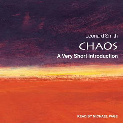 Chaos: A Very Short Introduction Audiobook, by