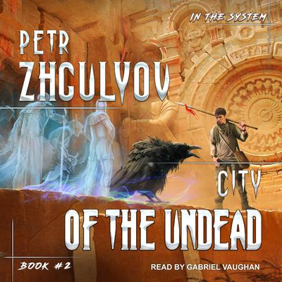 City of the Undead Audiobook, by