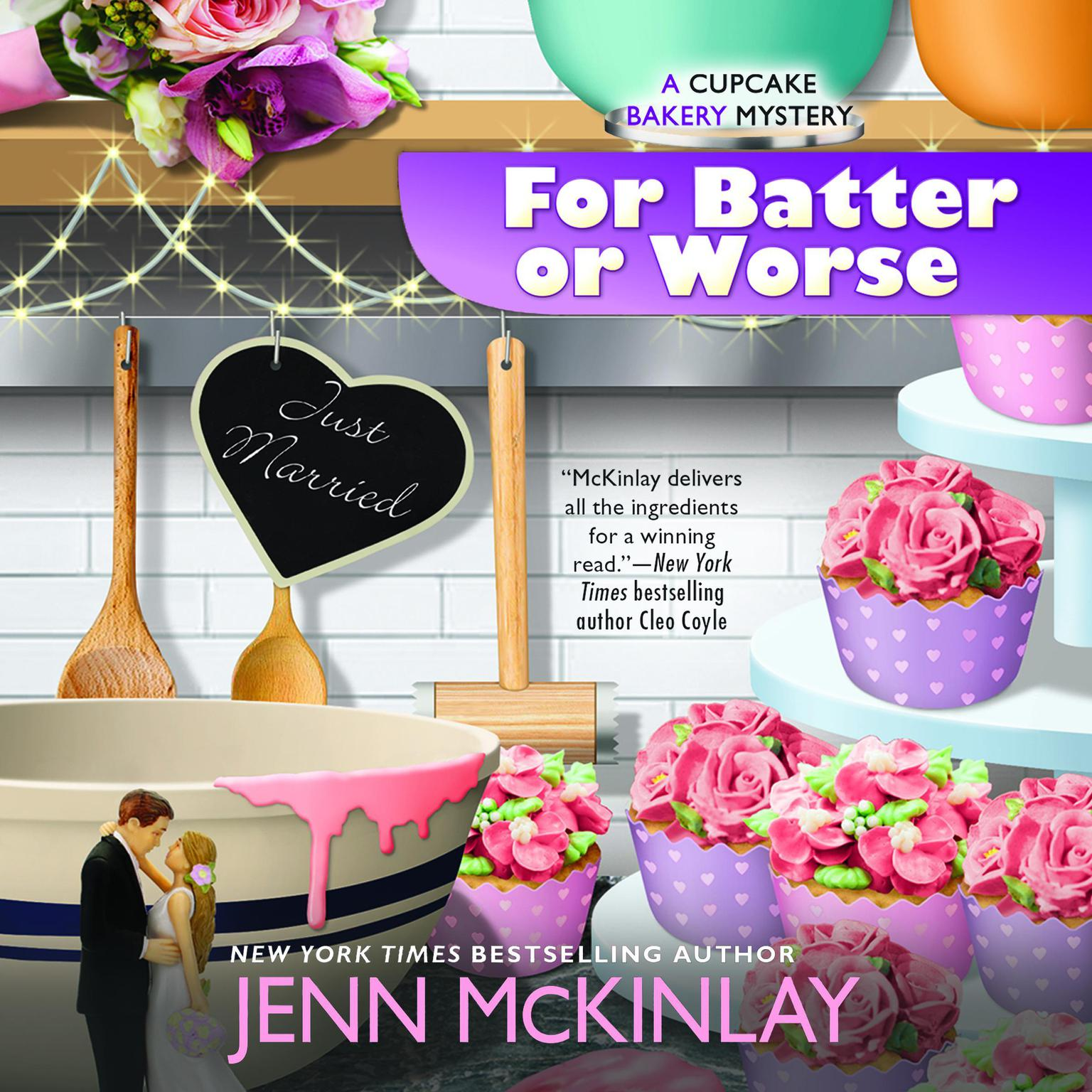 For Batter or Worse Audiobook, by Jenn McKinlay