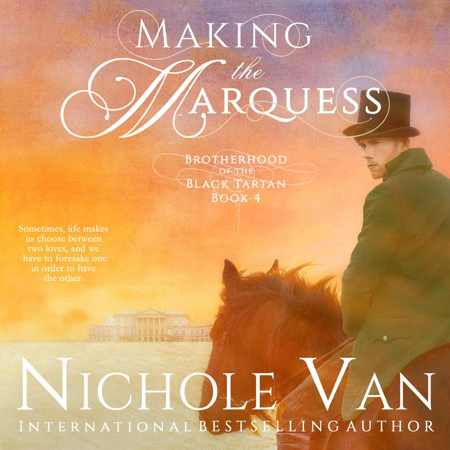 Making the Marquess Audiobook, by Nichole Van