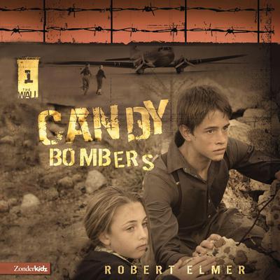 Candy Bombers Audiobook, by Robert Elmer