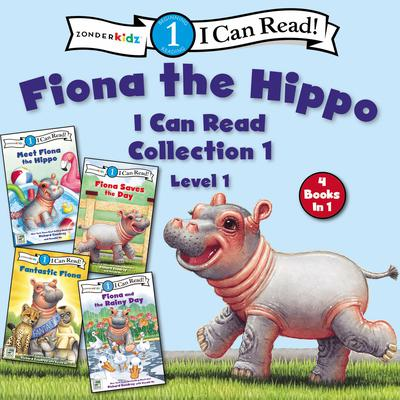 Fiona the Hippo I Can Read Collection 1: Level One Audiobook, by