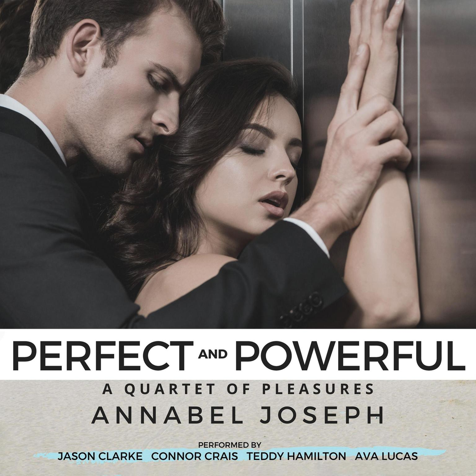 Perfect and Powerful Audiobook, by Annabel Joseph