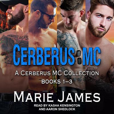 Cerberus MC Box Set 1 Audiobook, by