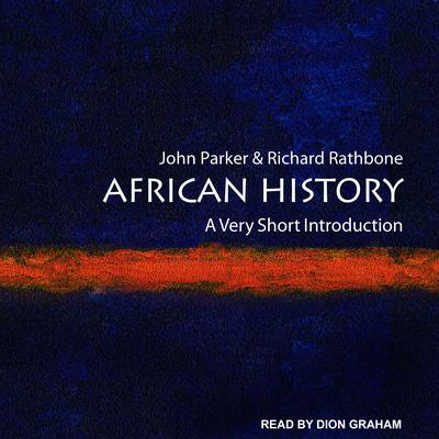 African History: A Very Short Introduction Audiobook, by