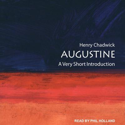 Augustine: A Very Short Introduction Audiobook, by