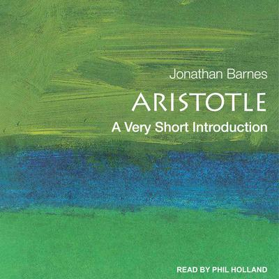Aristotle: A Very Short Introduction Audiobook, by