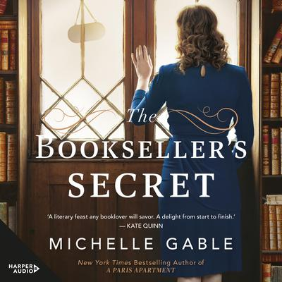 The Bookseller's Secret Audiobook, by Michelle Gable